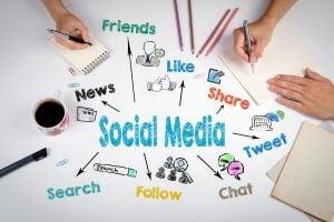 Prowadzenie mediów społecznościowych
