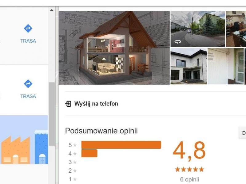 Google Moja Firma Wizytówka Poznan