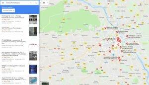 Google Moja Firma wizytówki