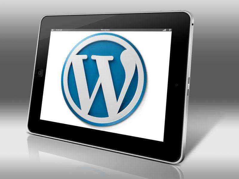 tworzenie treści wordpress